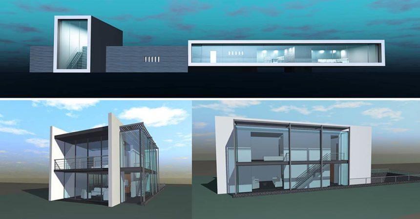 Architecte bureaux