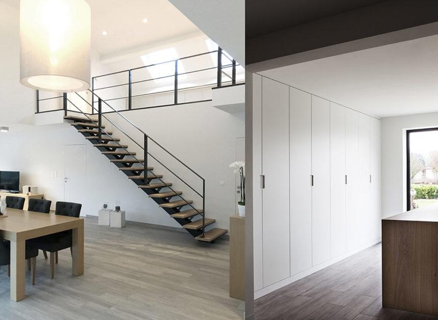 Design minimaliste Tournai
