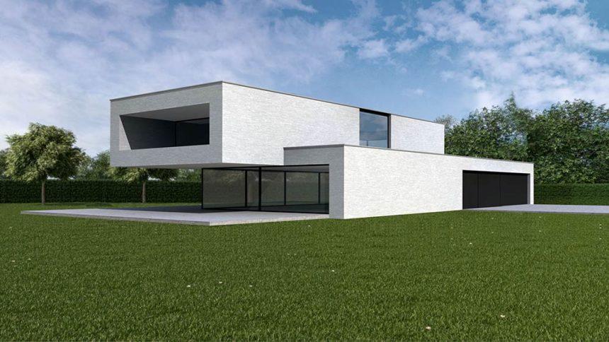 Architecture moderne Tournai