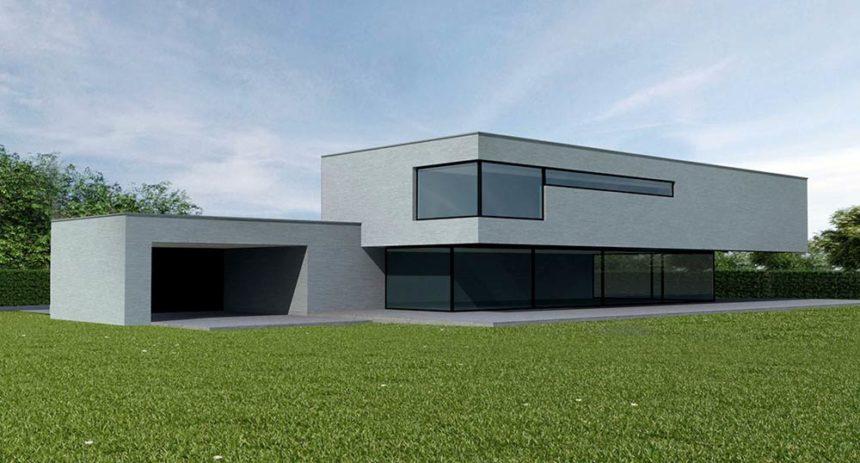 Architecture Contemporaine Tournai