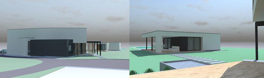 Architecte Pool House