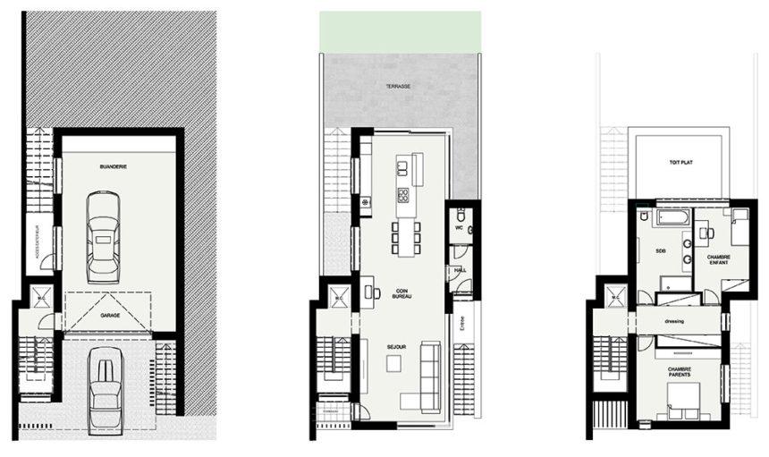plan architecte Tournai